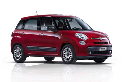 500L Pro- Veicoli commerciali Fiat