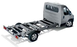 Ducato Trasformazione- Veicoli commerciali Fiat