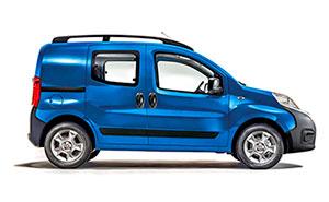 Fiorino Combi- Veicoli commerciali Fiat