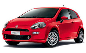 Punto Van- Veicoli commerciali Fiat