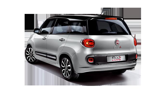 500L Living - Modelli Nuovi Fiat