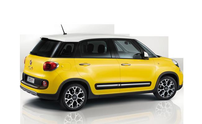 500 L Trekking - Modelli Nuovi Fiat