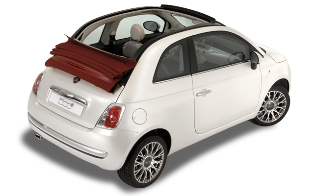 500c - Modelli Nuovi Fiat