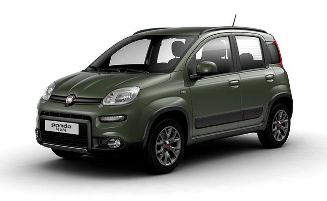 Panda 4x4 - Modelli Nuovi Fiat