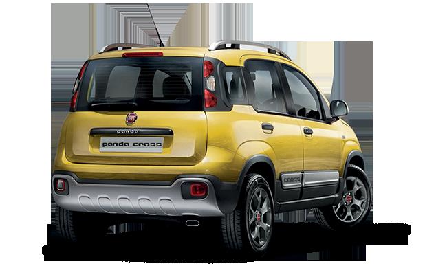 Panda Cross - Modelli Nuovi Fiat