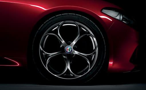 Alfa Romeo Noleggio