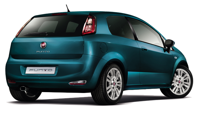 Punto - Modelli Nuovi Fiat