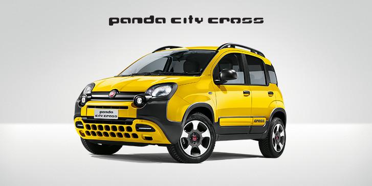 Panda City Cross
