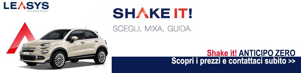 Noleggio Shake It! Gamma Diesel