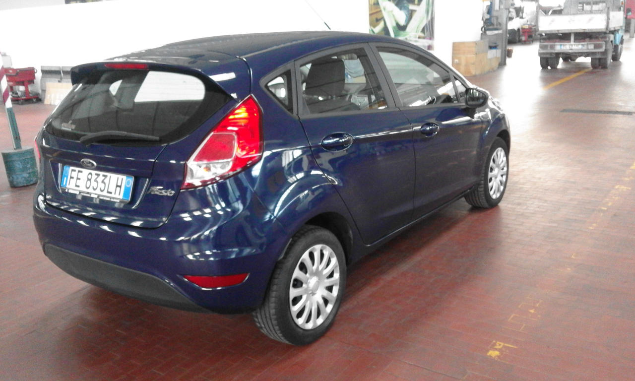 Usato Fiesta Plus 4