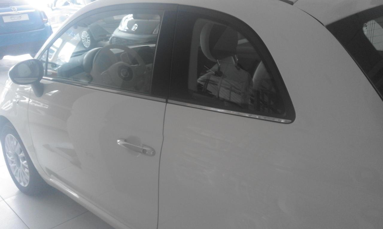 KM 0 FIAT 500 LOUNGE 3