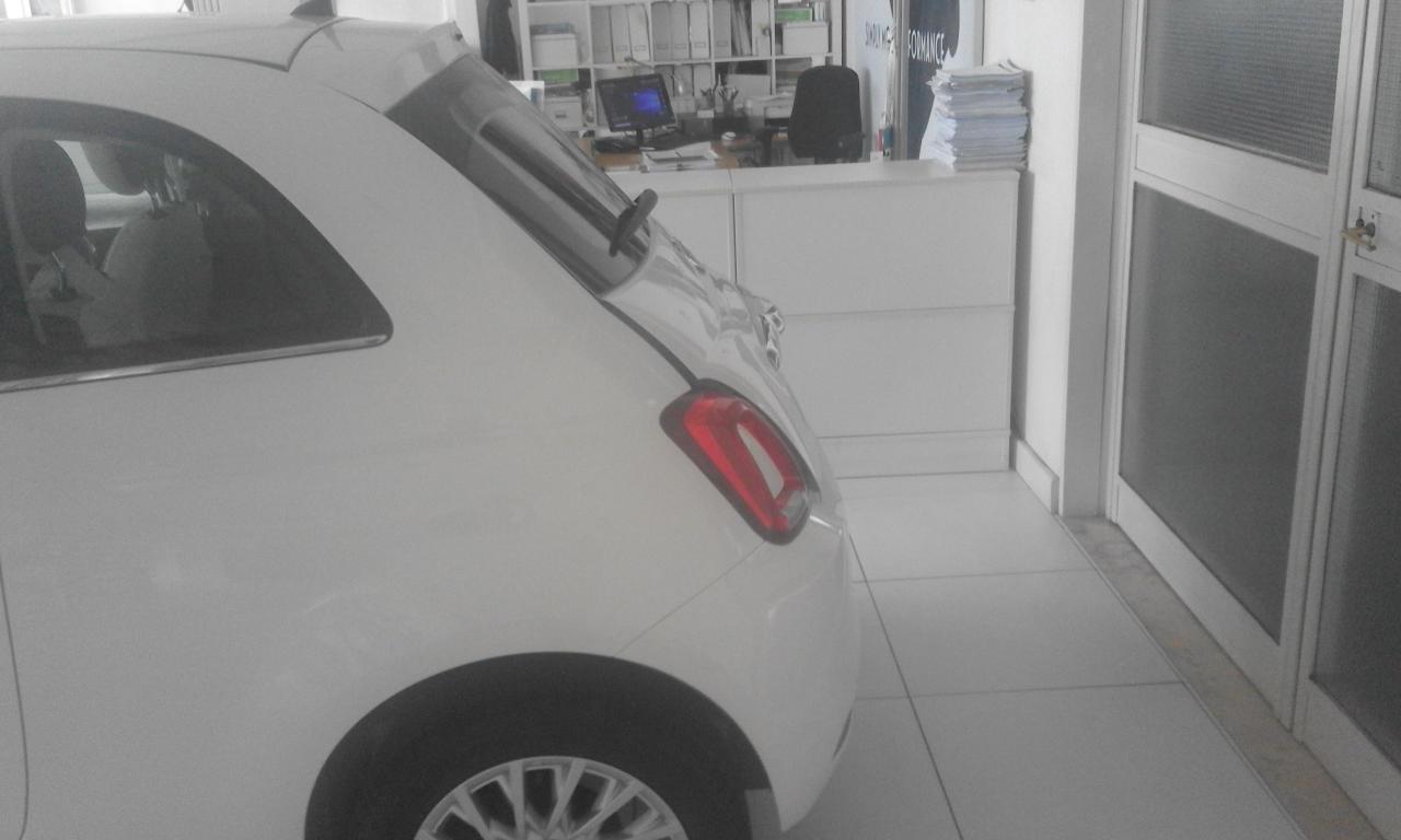 KM 0 FIAT 500 LOUNGE 5
