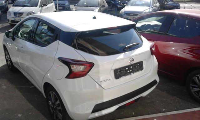 KM 0 Micra Acenta Nissan 1