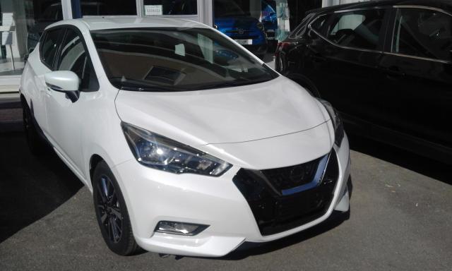 KM 0 Micra Acenta Nissan 5