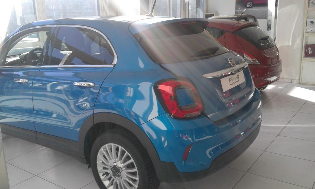 km 0 Fiat 500x 10