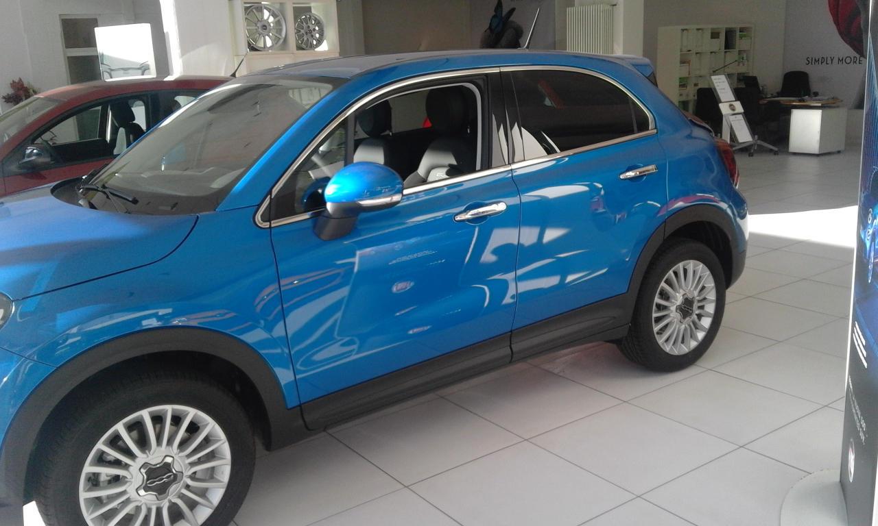 km 0 Fiat 500x 11