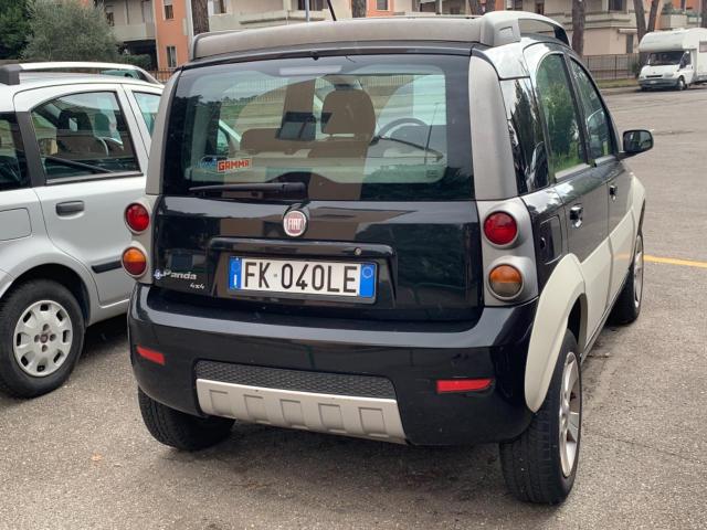 Usato Fiat Panda Cross 5