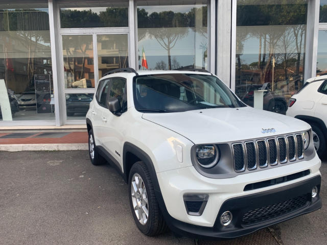 KM 0 JEEP RENEGADE LIMITED 1