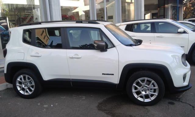 KM 0 JEEP RENEGADE LIMITED 2