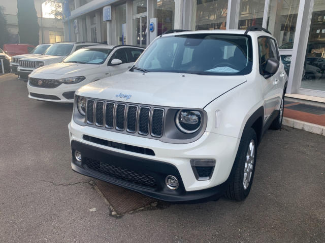 KM 0 JEEP RENEGADE LIMITED 3