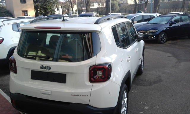 KM 0 JEEP RENEGADE LIMITED 6