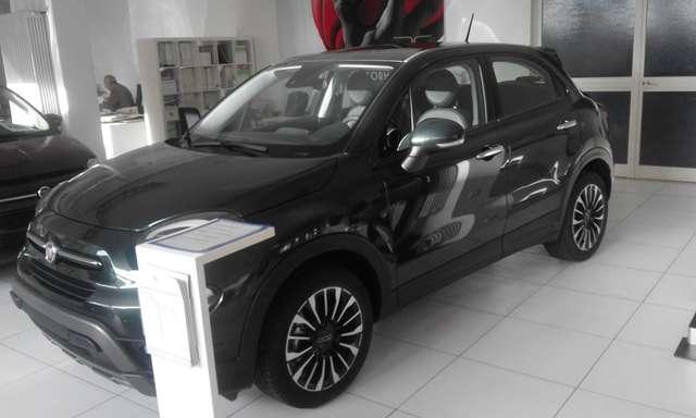 KM O FIAT 500X CITY CROSS 4
