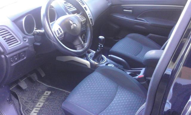 Usato Mitsubishi 4