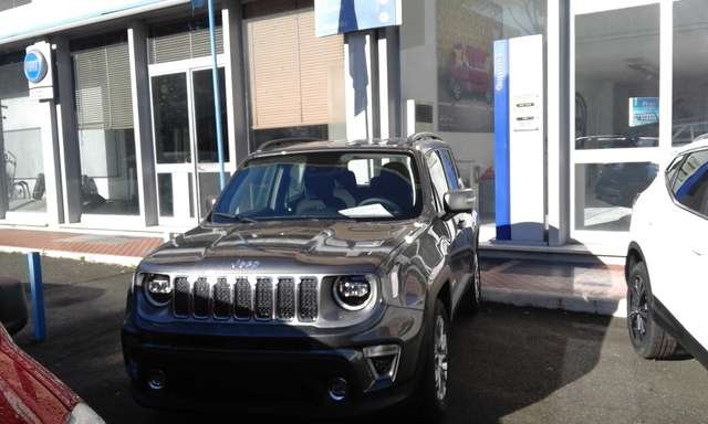 KM 0 JEEP RENEGADE 1000 01
