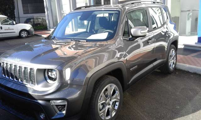 KM 0 JEEP RENEGADE 1000 02