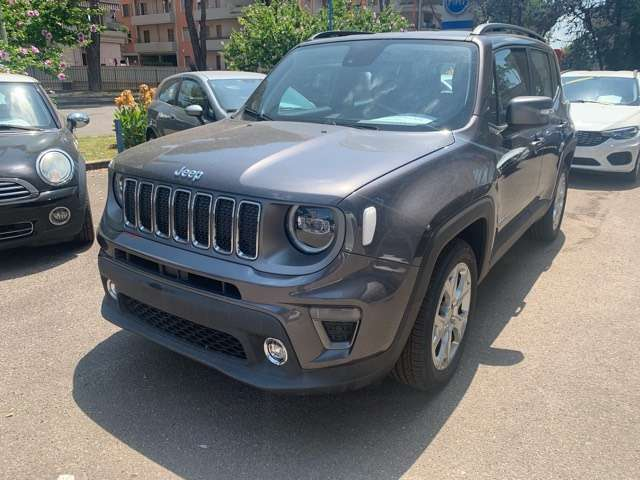 KM 0 JEEP RENEGADE 1000 03