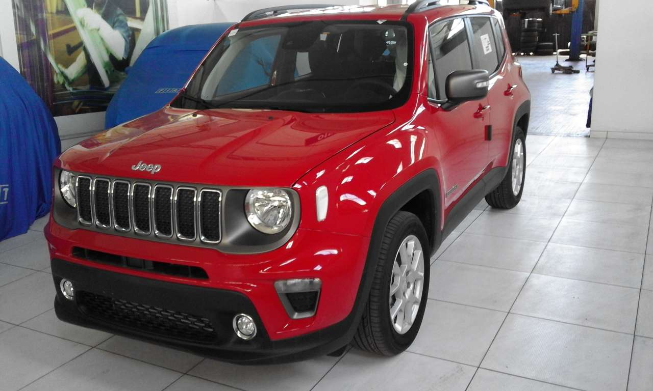 KM 0 JEEP RENEGADE O1