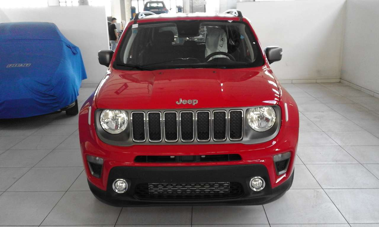 KM 0 JEEP RENEGADE O2