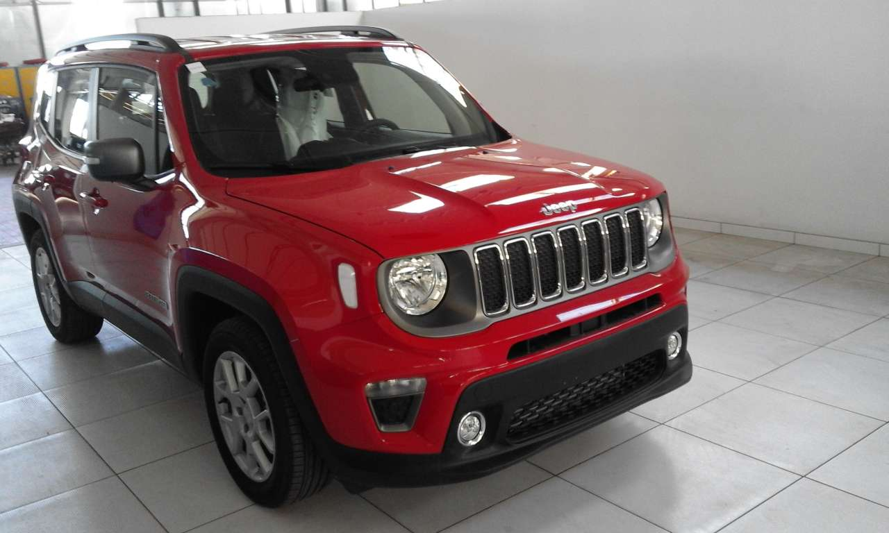 KM 0 JEEP RENEGADE O3