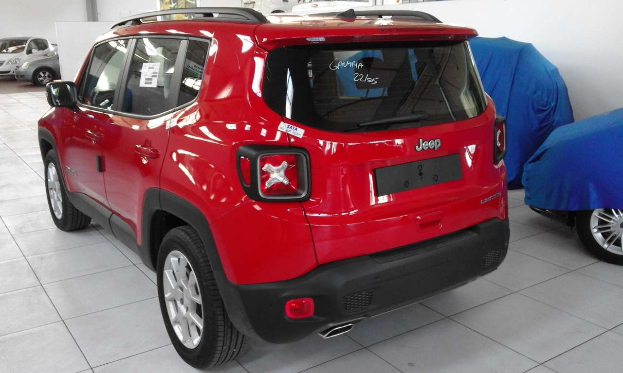 KM 0 JEEP RENEGADE O4